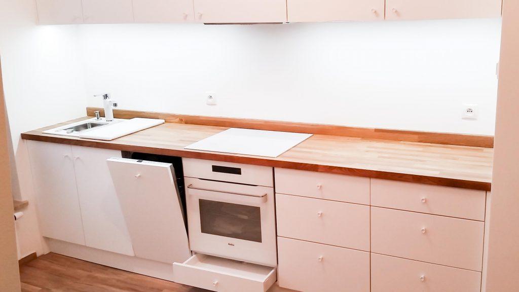 Custom made kitchens